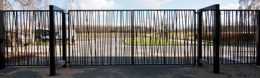 Ijzeren poorten ijzeren poort prijs herco - Smeedijzeren pergola voor terras ...