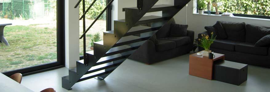 Moderne trappen trap herco - Moderne designtrappen ...