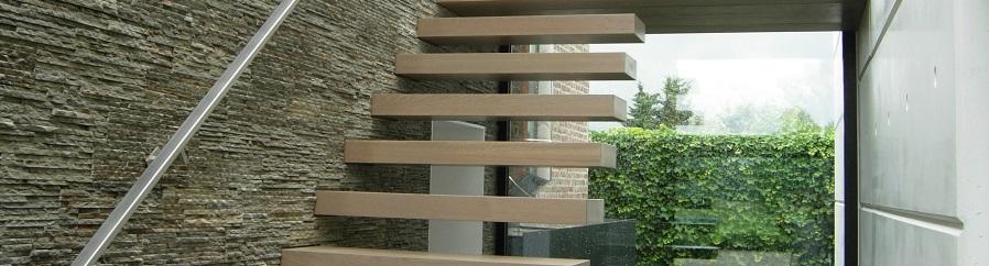 Zwevende trap zwevende trappen laten maken herco limburg for Metalen trap maken